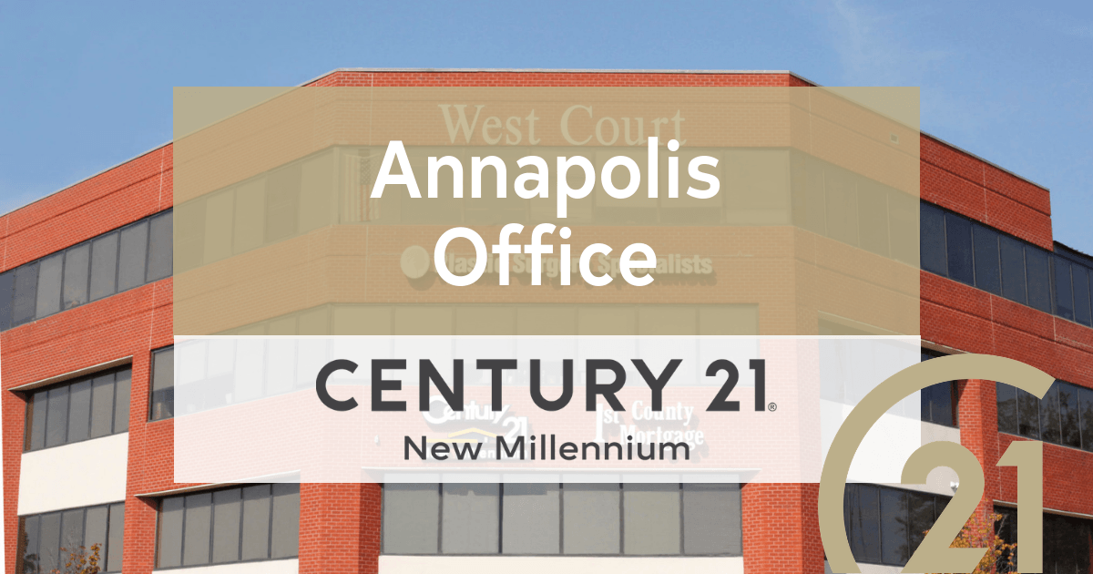 33430e9c9db Annapolis, Maryland Office | CENTURY 21 New Millennium