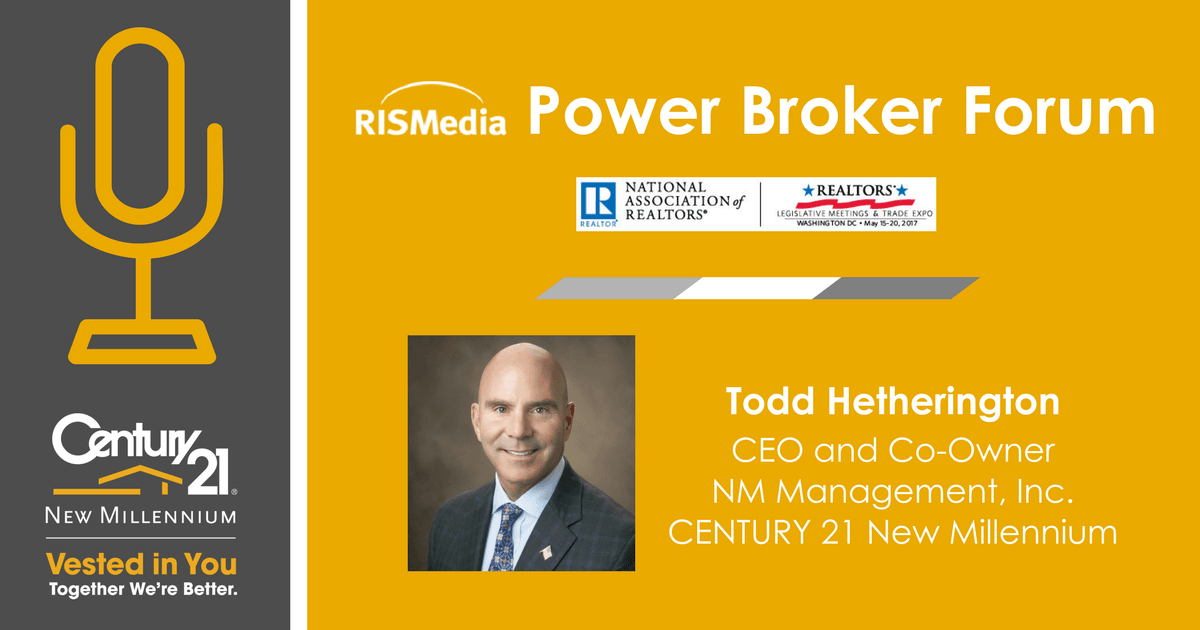 Hetherington RISMedia Power Broker Forum