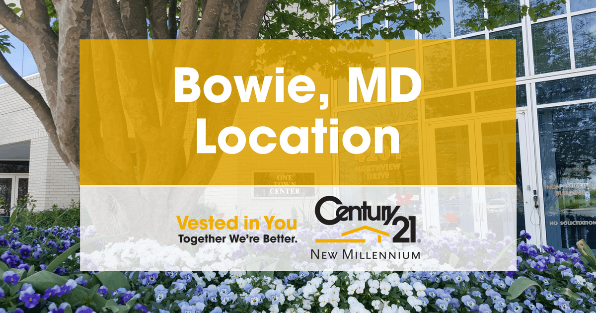 Bowie, Maryland Location