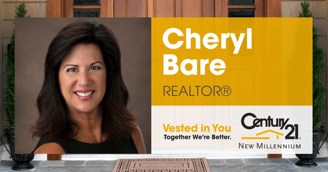 CENTURY 21 New Millennium Names Cheryl Bare Top Overall Producer