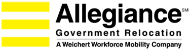 Allegiance Government Relocation logo