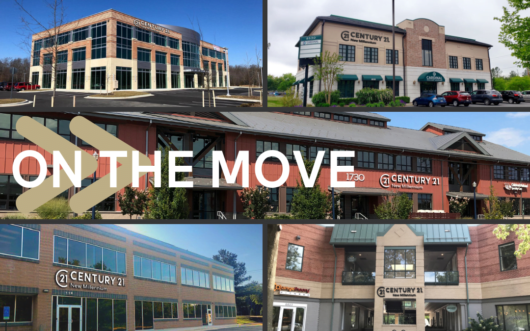 Five New Millennium Offices Set for Moves, Expansions, Rebrands