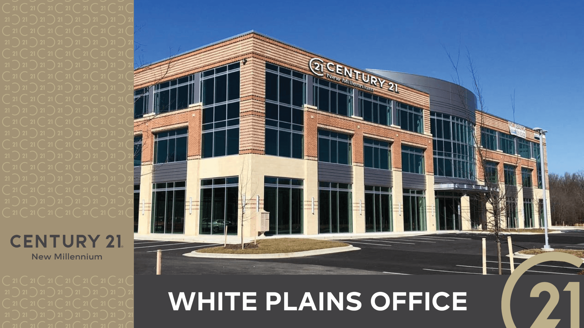 White Plains Office   CENTURY 21 New Millennium