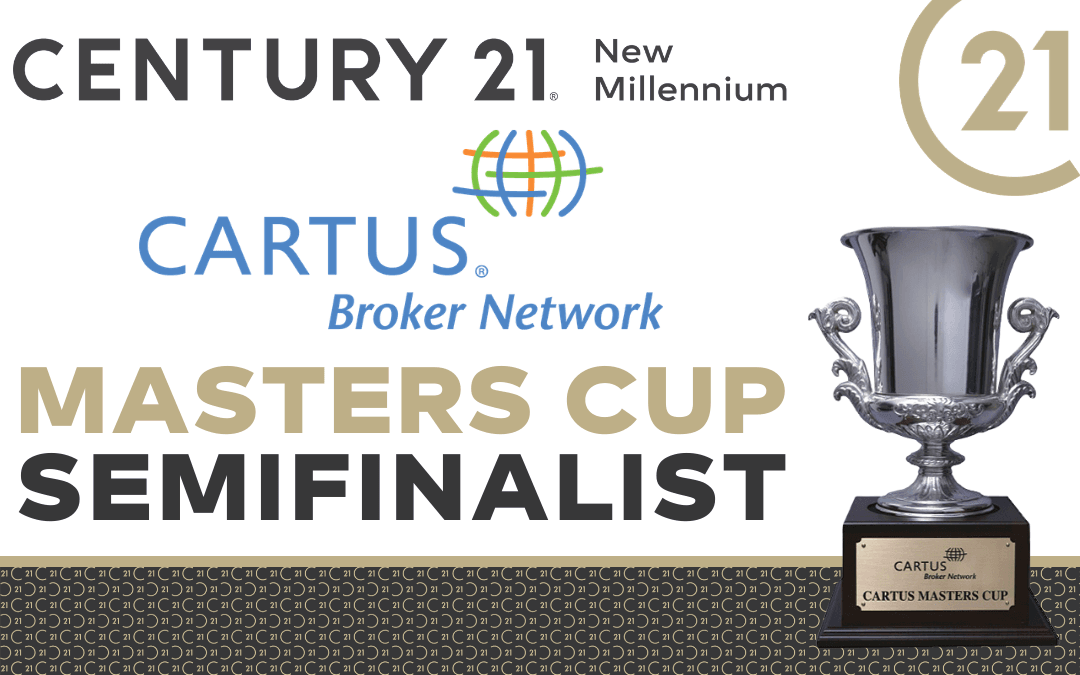 CENTURY 21 New Millennium Named Semi-Finalist for 2019 Cartus Broker Network Masters Cup